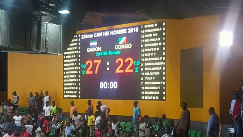 Regardez le match en direct (CAN de handball) — Maroc-Egypte